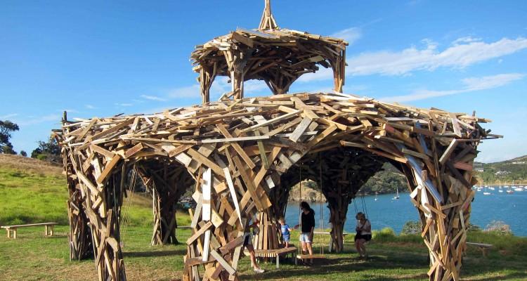 Pavilion Structure. 7.1