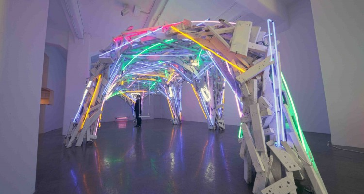 Neon Structure 13